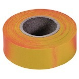 65902 300 FT. ORANGE FLAG TAPE