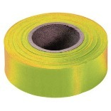 65905 300 FT. YELLOW FLAG TAPE