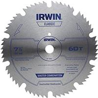 CIRC SAW BLADE 7-1/4 60T COMBO