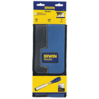 Marples 1768781 Bevel Edge Construction Chisel Wallet, 3 Pieces, 4-1/8 in, 4-1/4 in Length
