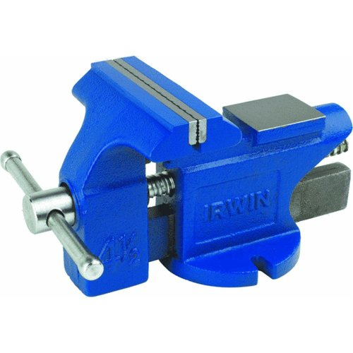 IRWIN BENCH VISE 4-1/2 IN.