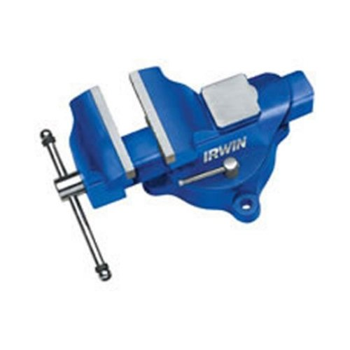 IRWIN HEAVY-DUTY WORKSHOP VISE 4 IN.