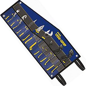 IRWIN GROOVELOCK PLIERS SET 8 PIECE
