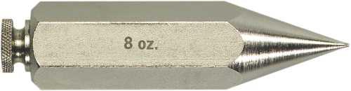 IRWIN HEX PLUMB BOB 8 OZ.