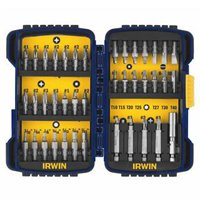 Irwin 357030 Screwdriver Bit Set, 30 Pieces
