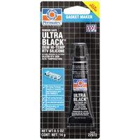 Ultra Black 22072 Spray Sealant, 0.5 oz, Tube, Black, Paste
