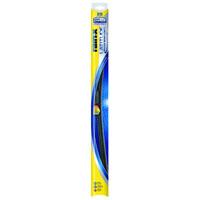 Rain-X Latitude Winter 5079281 Wiper Blade, 26 in, Steel Arm, Rubber, Graphite Coated