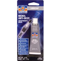 Permatex 77134 Anti-Seize Lubricant, 0.5 oz, Tube, Gray, Paste