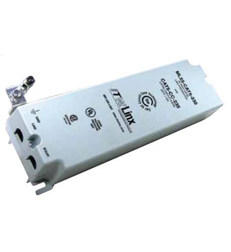 25 Pair Primary- Voice Module 235V Clamp