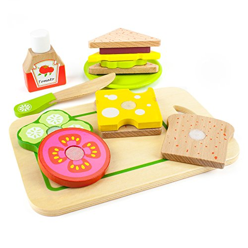 Wood Eats! Super Sandwich Set