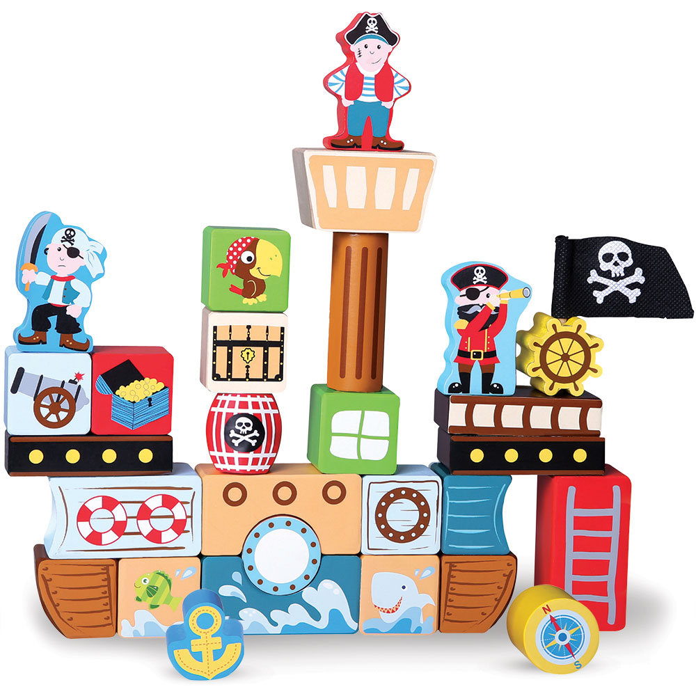 Blockbeard's Pirate Ship Playset