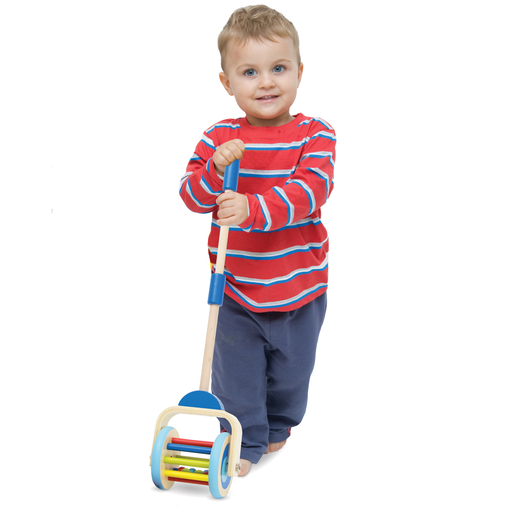 Push-n-Pop Walking Toy
