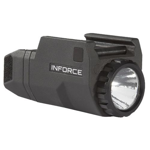 APL,Cmpct,Black,Wht LED, Glk Univ Rail G1