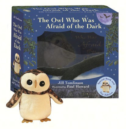 The Owl Who Was Afraid of the Dark Gift Set