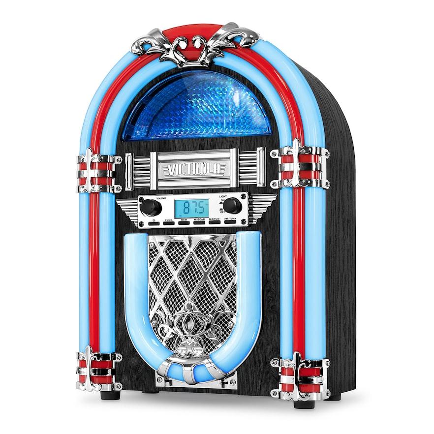 Victrola Nostalgic Jukebox- Bluetooth