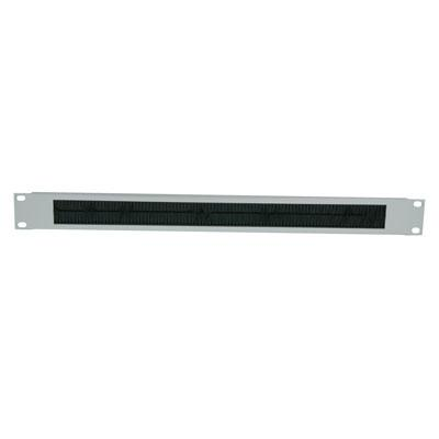 "19"" 1U Cable Entry Panel"