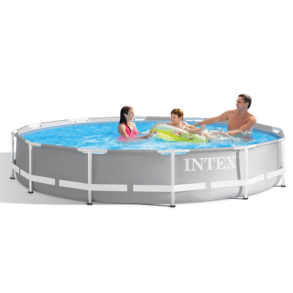 "12'x30"" Prism Frame Pool Set"