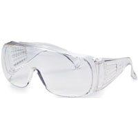 Jackson Safety 3000285 Unispec Ii Safety Glasses, Un-coated