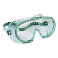 Jackson Safety 3005052  Safety Goggles, Monogoggle 202, Clear