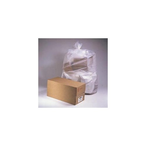 Industrial Drum Liners, 2.7mil, 38 x 63, Clear, 50 Bags/Roll, 1 Rolls/CT