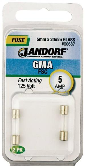 FUSE GMA 5A FAST ACTING