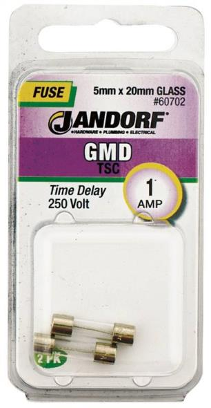 FUSE GMD 1A TIME DELAY