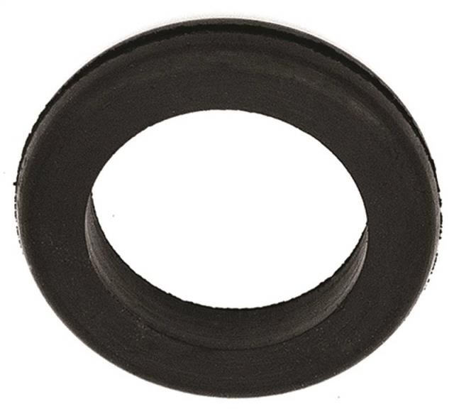 Jandorf 61490 Grommet, 1-1/4 in ID x 1-7/8 in OD x 11/32 in T, Rubber, Black
