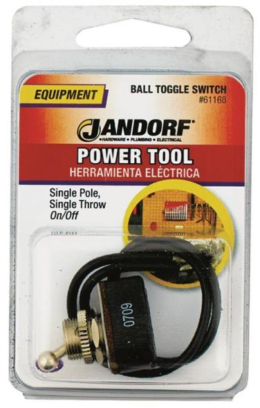 SWITCH BALL TOGG ON/OFF 2 WIRE