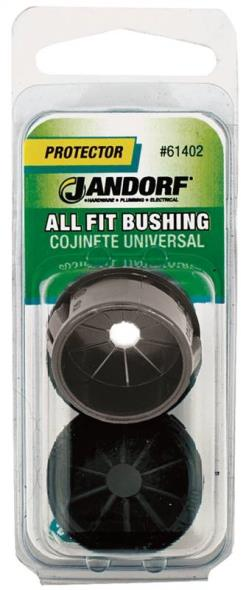 All Fit 61402 Insulated Conduit Bushing, 1 X 3/4 in, Nylon