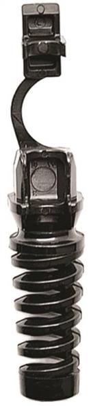 Jandorf 61420 Cord Protector, Nylon, Black