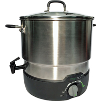 CANNER AUTO WTR BATH ELECTRIC