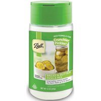 Ball 72505 Bread and Butter Pickle Mix, 12 oz Bottle