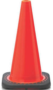 RS45015C 18 IN. TRAFFIC CONE