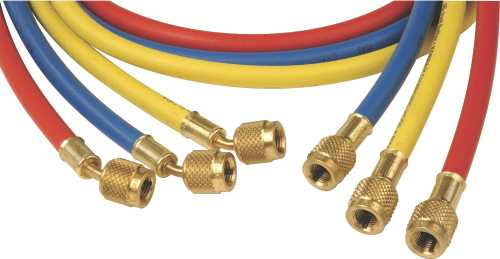 SET OF THREE 60 IN. KOBRA HOSES