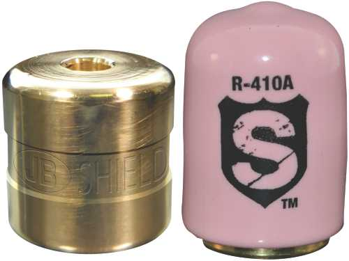 SHIELD R-410 LOCKING CAP, PINK, 4 PACK