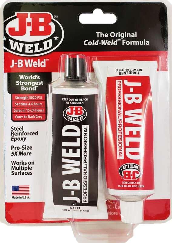 8281 10Oz J-B WELD PRO