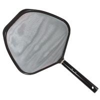 Jed Pool 40-365 Heavy Duty Premium Pool Leaf Skimmer, 22 in L X 15 in W, Fiberglass, Black