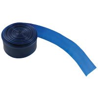 Jed Pool 60-640-050 Deluxe Transparent Shrink Wrapped Backwash Hose, 1-1/2 in X 50 ft