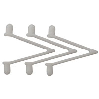 Jed Pool 80-223 Pool Spring V Clip, For Use With Pools