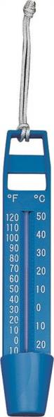 Jed Pool 20-208 Scoop Pool Thermometer With Water Pocket, -10 TO 120 deg F