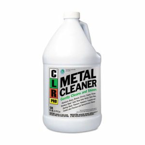 Metal Cleaner, 128oz Bottle
