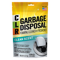 CLEANER PODS GARBG DISPOSL 5CT