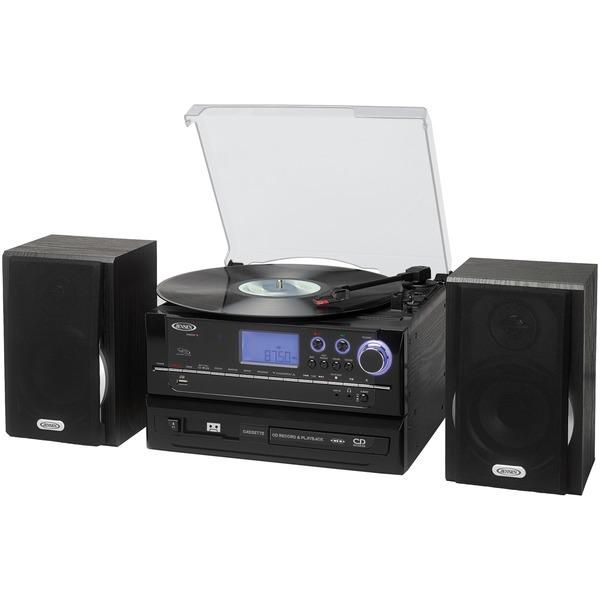 3SPD TRNTBL W CD/CASS/MP3