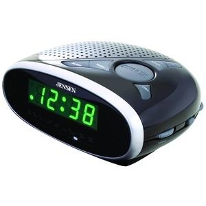JENSEN JCR-175 AM/FM ALARM CLOCK RADIO