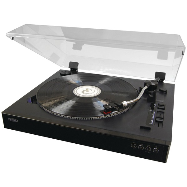 JENSEN JTA470 PROFFESSIONAL 3 SPEED TURNTABLE WITH SPEED
