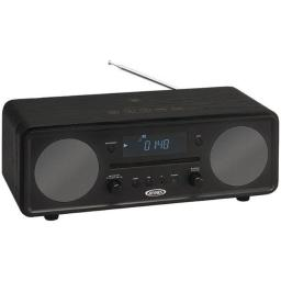 JENSEN JBS-600 BLUETOOTH DIGITAL MUSIC SYSTEM WITH CD