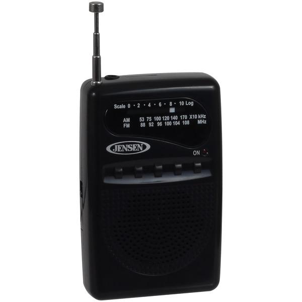 JENSEN MR-80 AM/FM POCKET RADIO