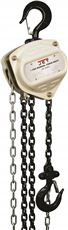 JET� CHAIN HOIST, 1 TON, WITH 10 FT. LIFT