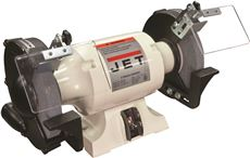 JET� SHOP BENCH GRINDER, 8 IN.