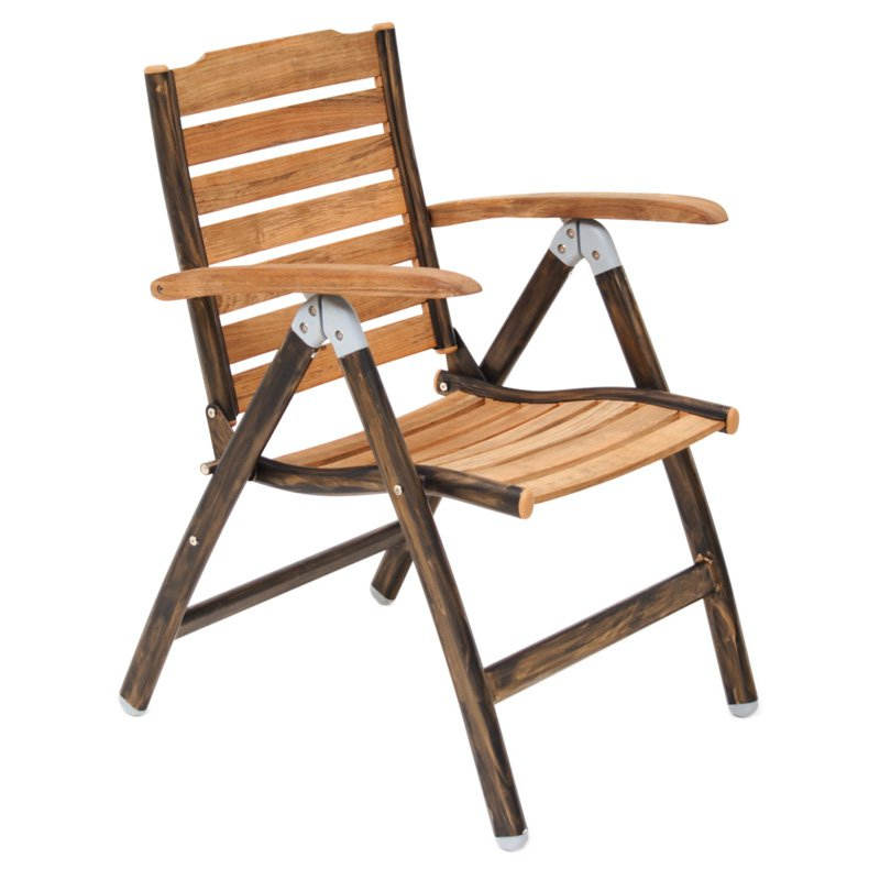 Maddox Collection Chair - Teak